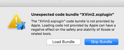Try vim (even in Xcode!) | Jason Zurita